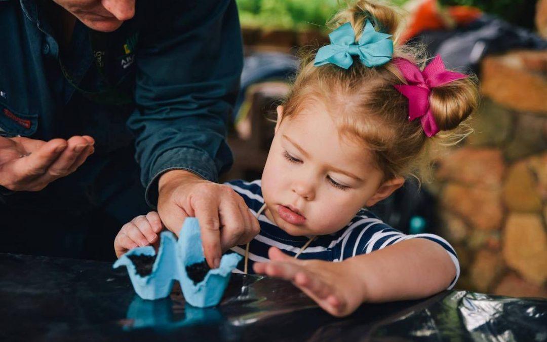 School Holiday Program – Little Gardener